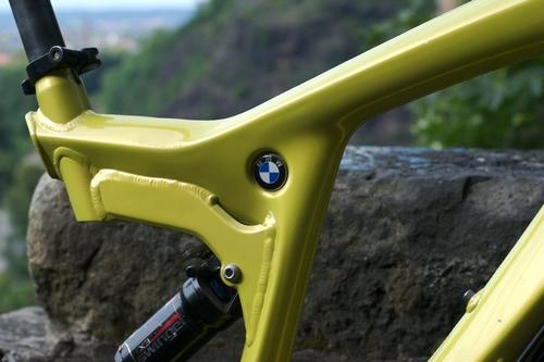 BMW Biketest