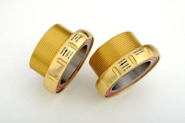 Gold bearing 674