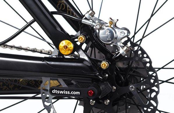 Genius03 brake mount