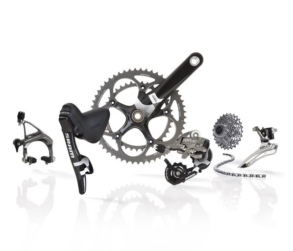 FORCE groupset