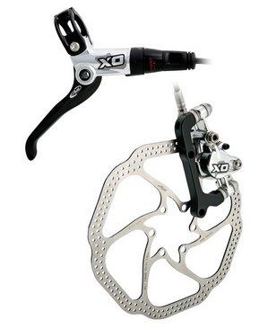 SRAM X0 CaliperBrake Comp silver MY12